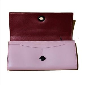 Coach | Soft Hand Tanned Leather Wallet NWT